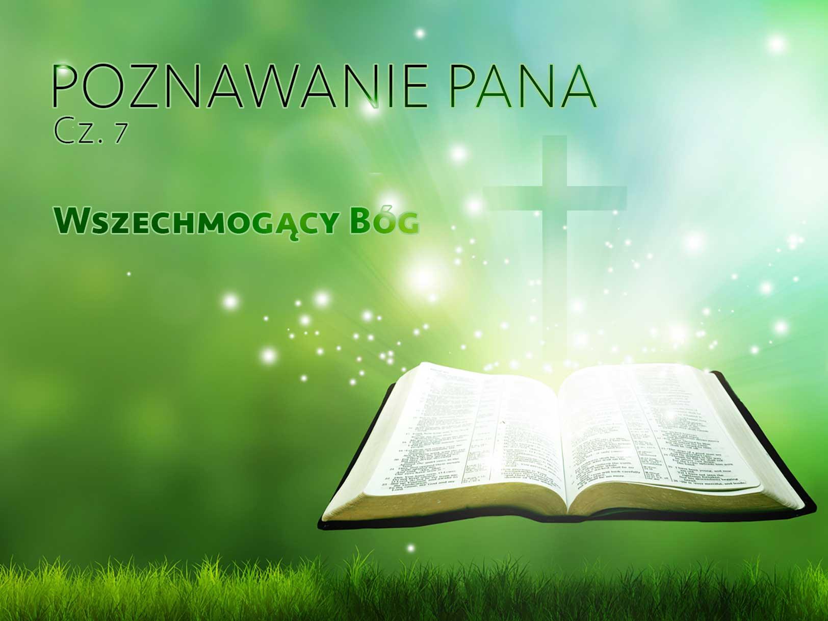 POZNAWANIE PANA cz.7