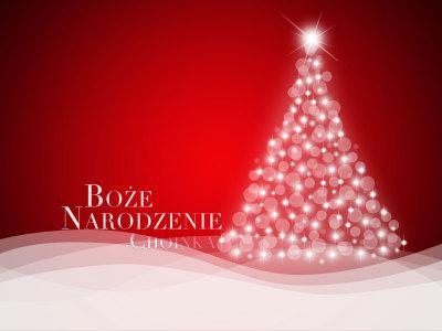 Boże Narodzenie - choinka