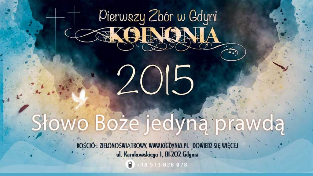 Rok 2015 - kazania
