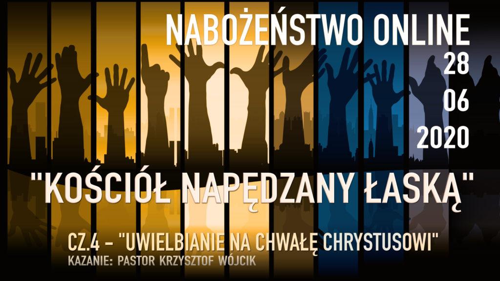 Kościół napędzany łaską cz.4